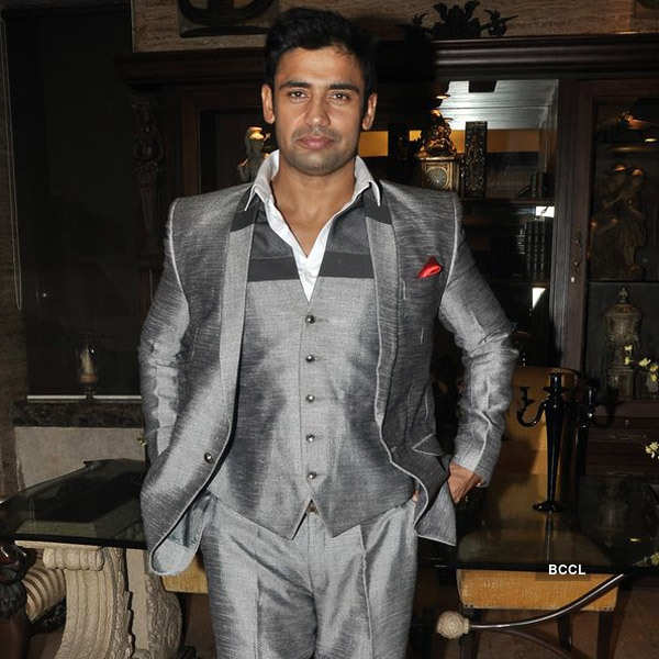 Sangram Singh's b'day party