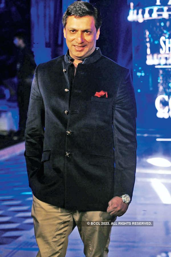 Madhur at India Couture Week