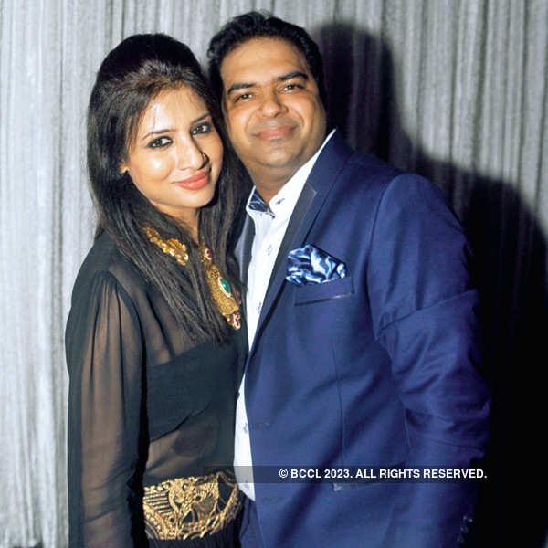 Shree Raj Mahal Jewellers hosts a grand party