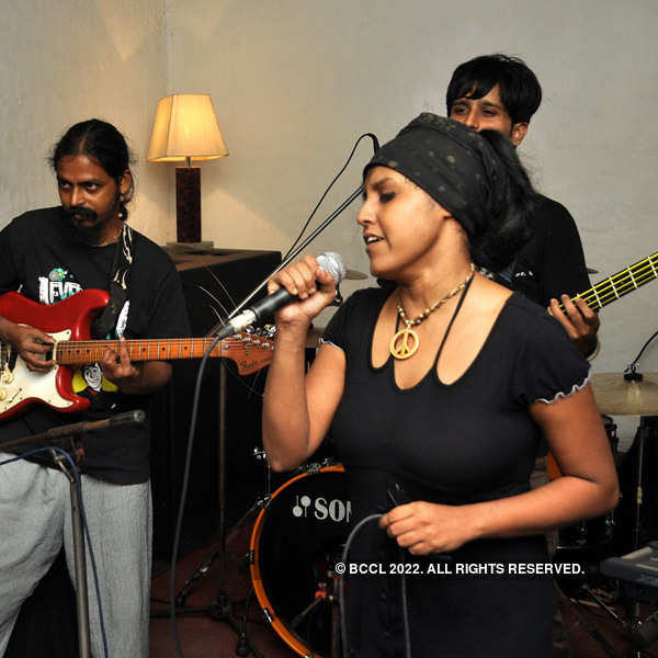 Bramhakhyapa performs at Plush