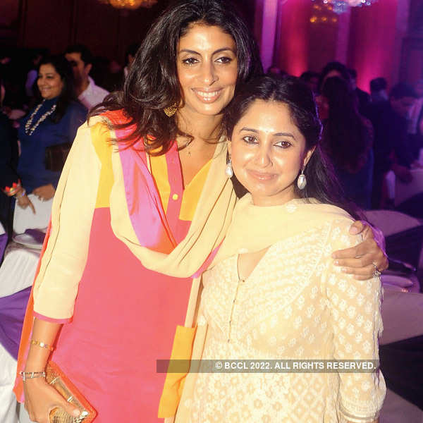 Jaya and Shweta at a Delhi event
