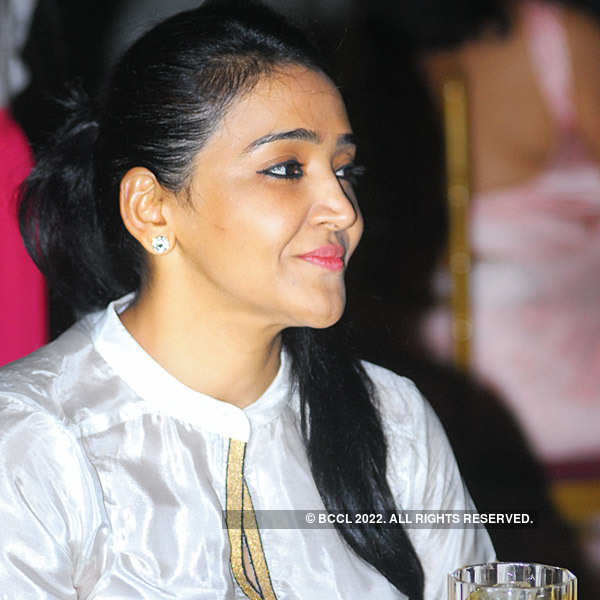 Sunita Shekhawat hosts party for friends