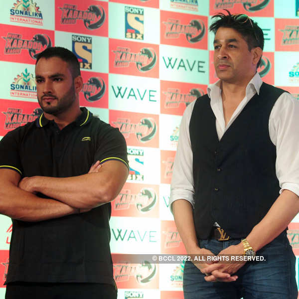 World Kabaddi League: Launch