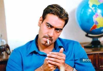 'Angry man' Ajay