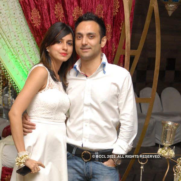 Shravan Kukerja's birthday celebrations