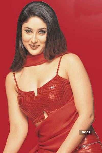 Red hot Kareena