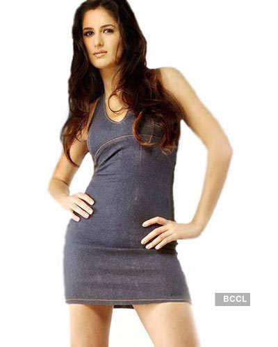 Katrina's western look