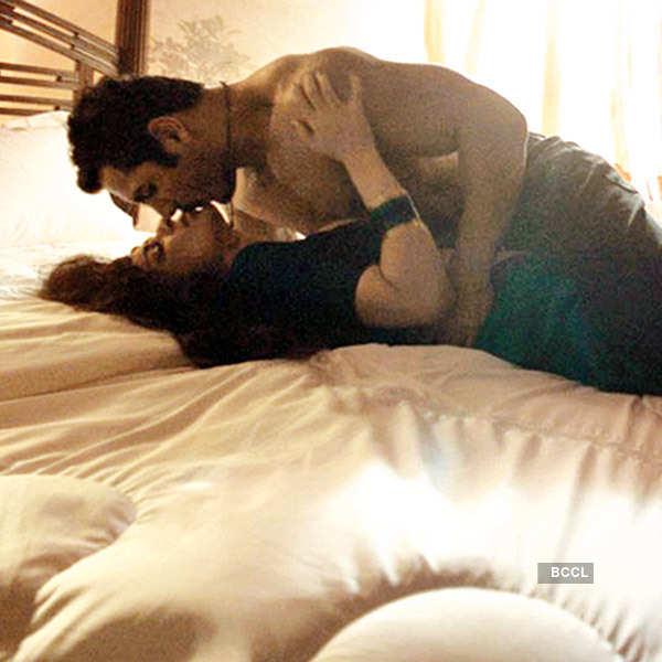 Best lovemaking scenes of 2013