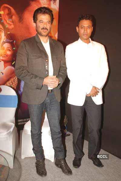 Music launch: 'Slumdog...'