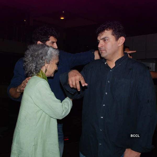 Siddharth Roy Kapoor's birthday party