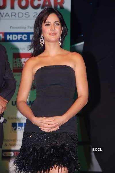 Katrina: Hot in black
