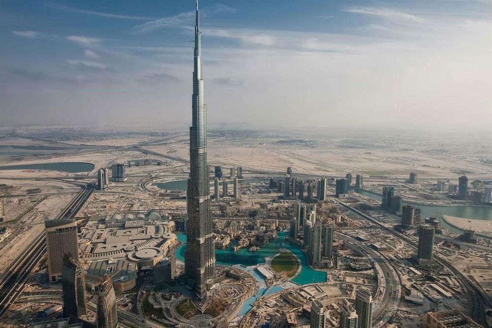 Resultado de imagen para Burj Khalifa