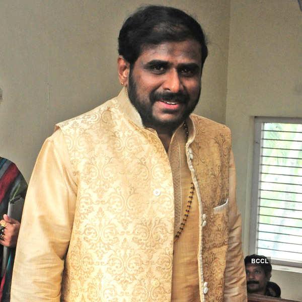 Music launch of the movie Otta Mandaram