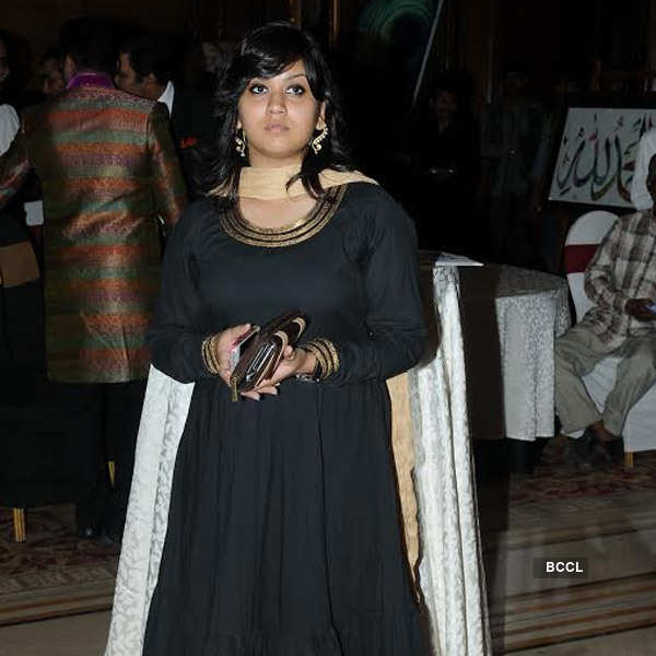 Sufi night at a Eid party