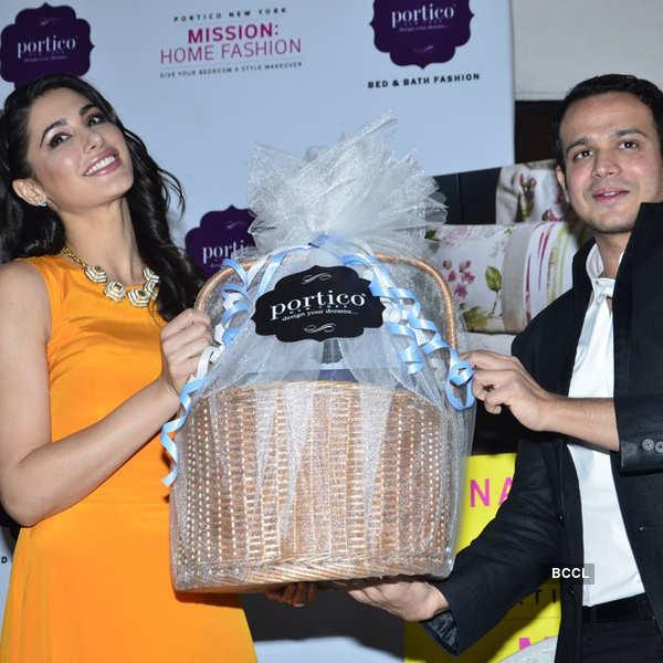 Nargis Fakri at a launch
