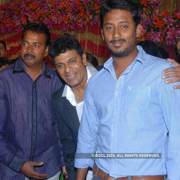 Celebs at Nirupama's engagement party