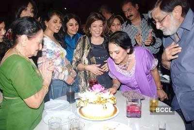 Anju Mahendru's b'day bash
