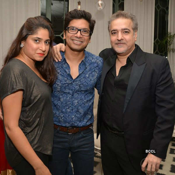 Shama Sikander's b'day party