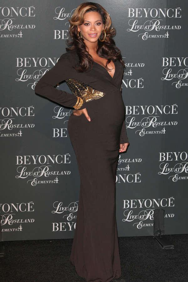 Stylish Celebrity Preggers!