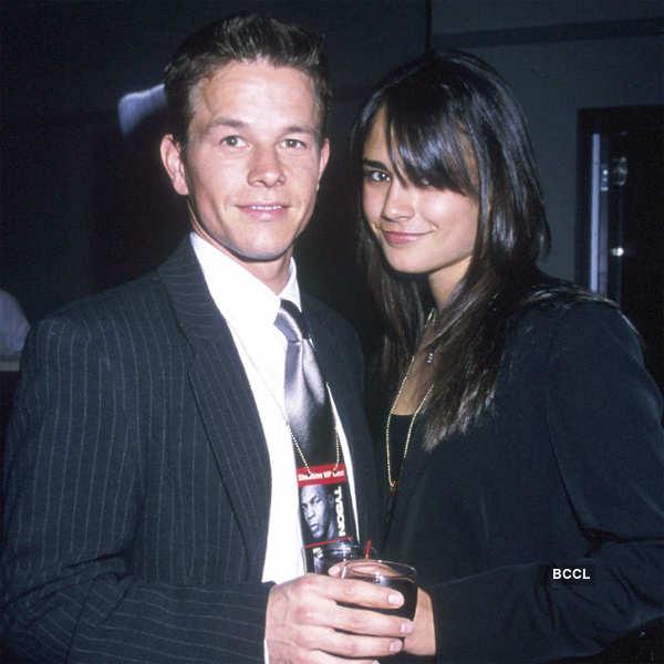 Mark Wahlberg and Jordana Brewster