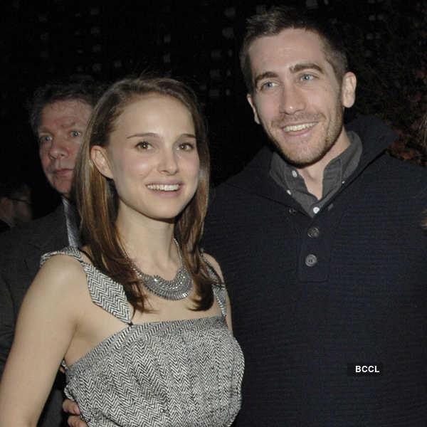 Jake Gyllenhaal & Natalie Portman