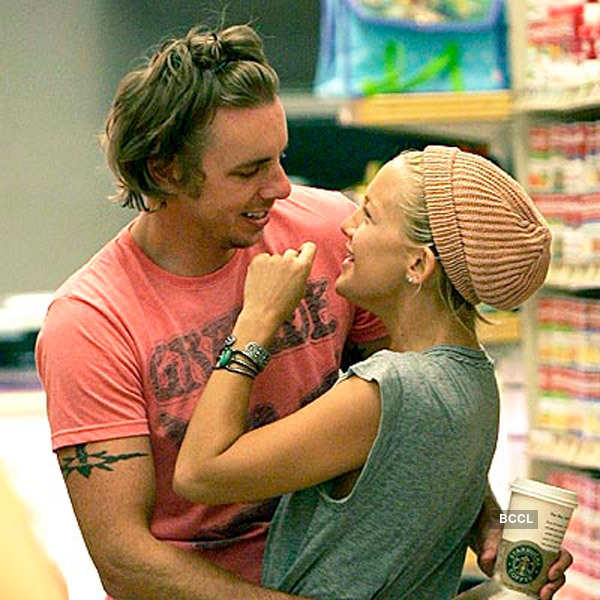 Kate Hudson and Dax Shepard