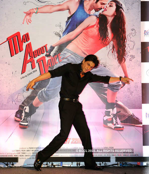 SRK launches MAD app