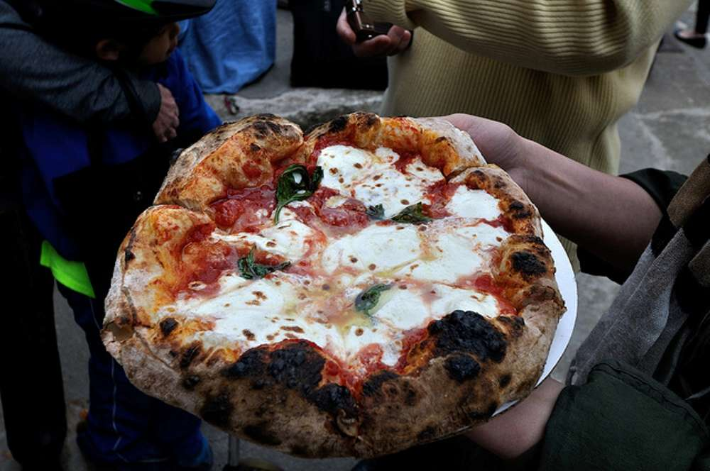 Pizza Moto New York Times Of India Travel