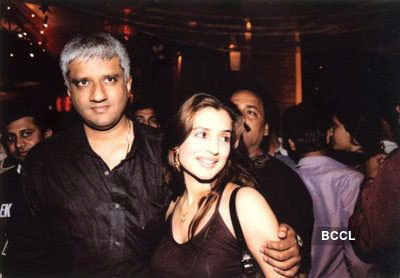 Ameesha with Vikram