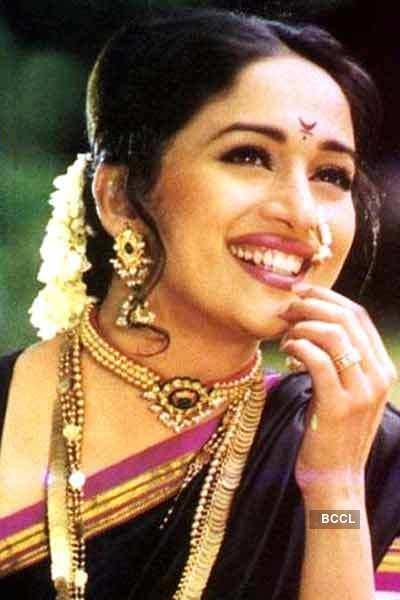 Madhuri 'decked-up' Dixit