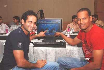 Pathans at talent hunt