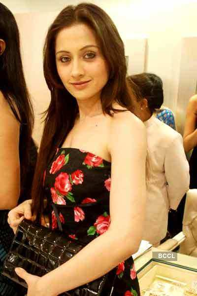 Jewellery store launch
