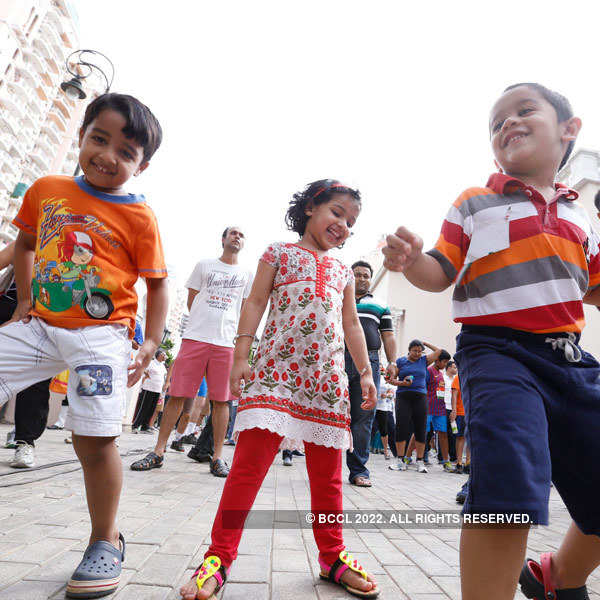 Independence Day celebrations @ DLF 5