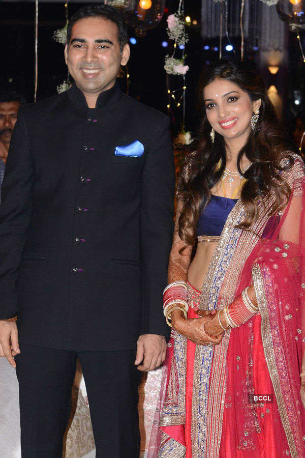 Wedding bells for Prakash and Kanika