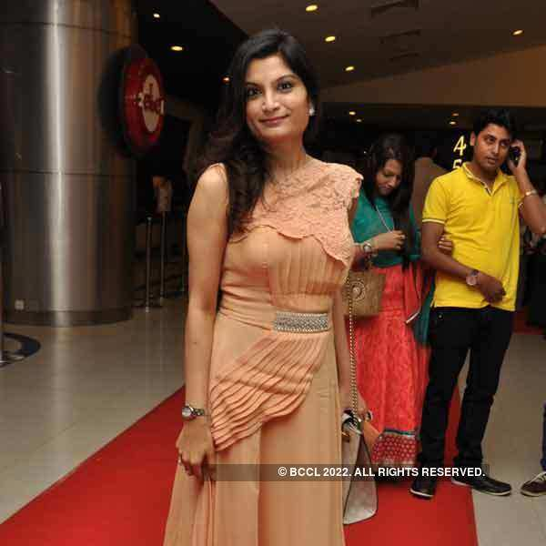 Tollywood celebs at Buno Hansh's premiere