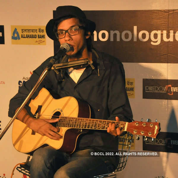 Monologues 2014 -the solo art festival
