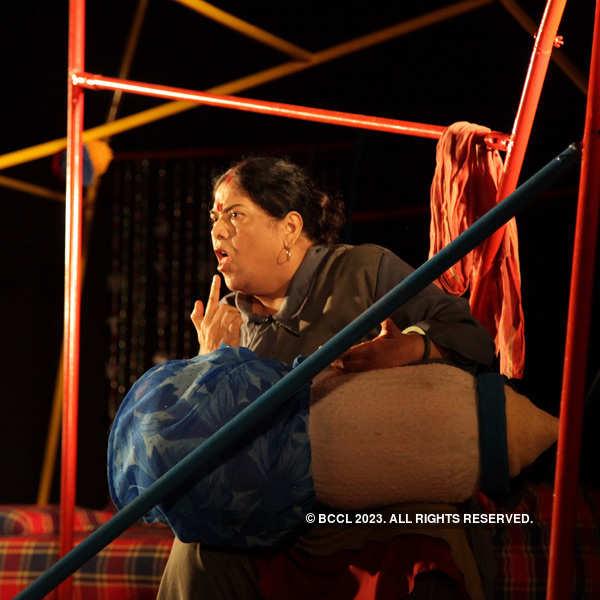 Monologues 2014 -the solo art festival