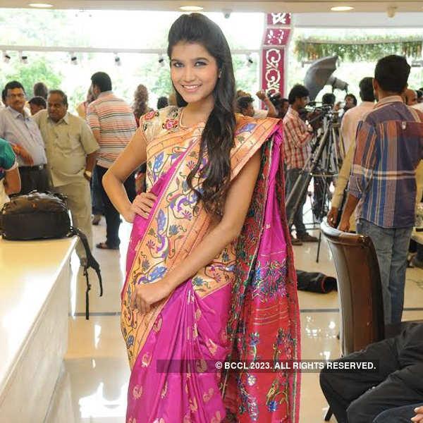 Textile store launch