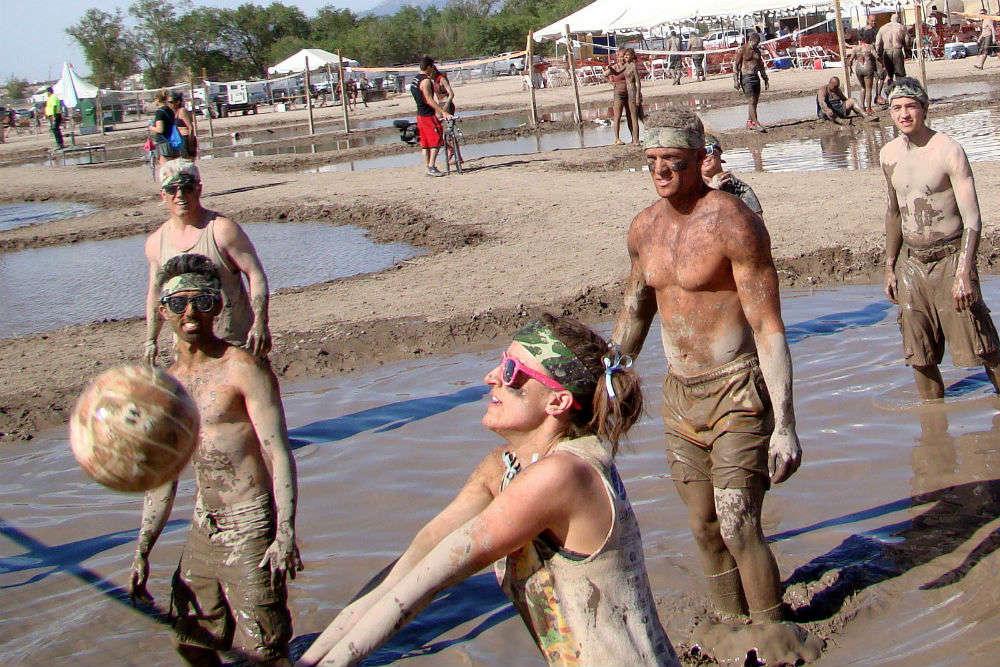 Mud baths of Nha Trang