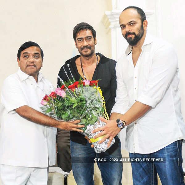 Ajay and Rohit's Carnama