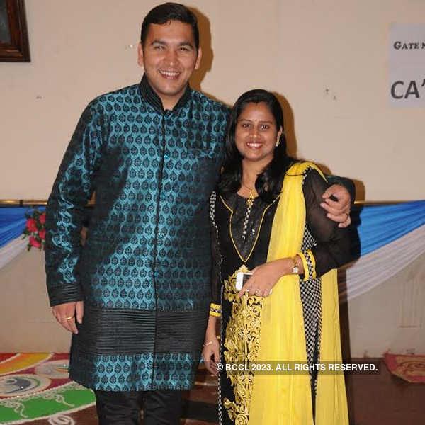 CA students perform at Deshpande Hall in Nagpur