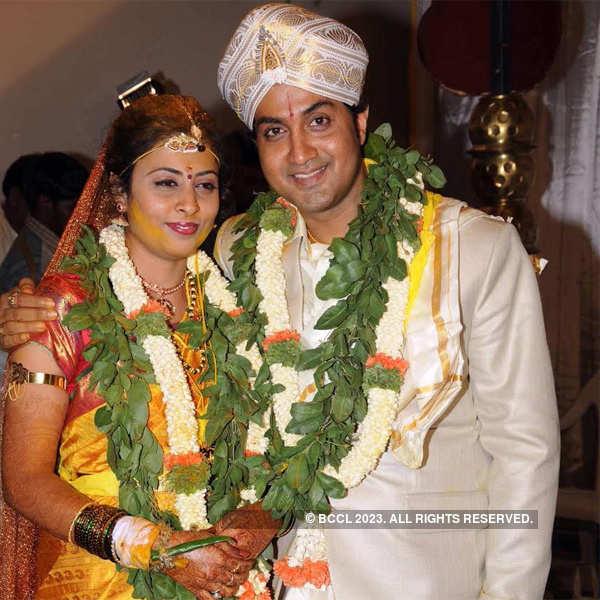 Harish Raj gets hitched in Bangalore