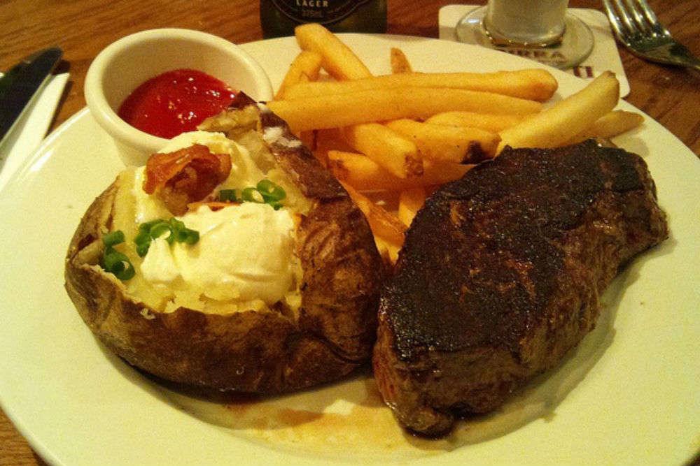 4f1dbdd7a1 Bobby Van s Steakhouse   Grill - Broad Street