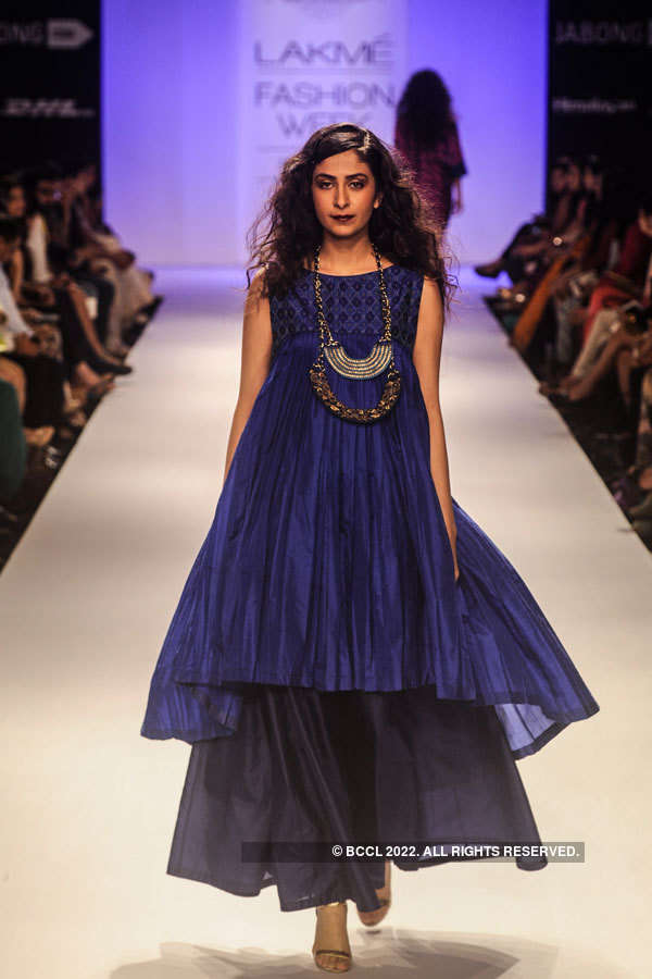 LFW '14: Shruti Sancheti