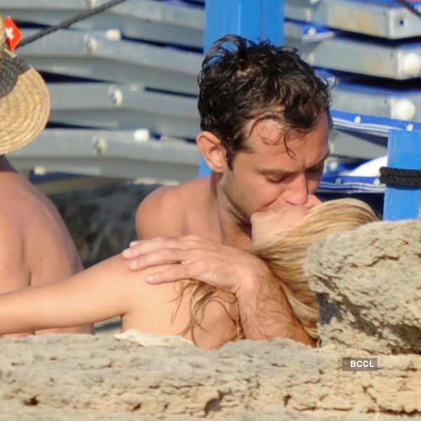 Celebs caught outdoors!