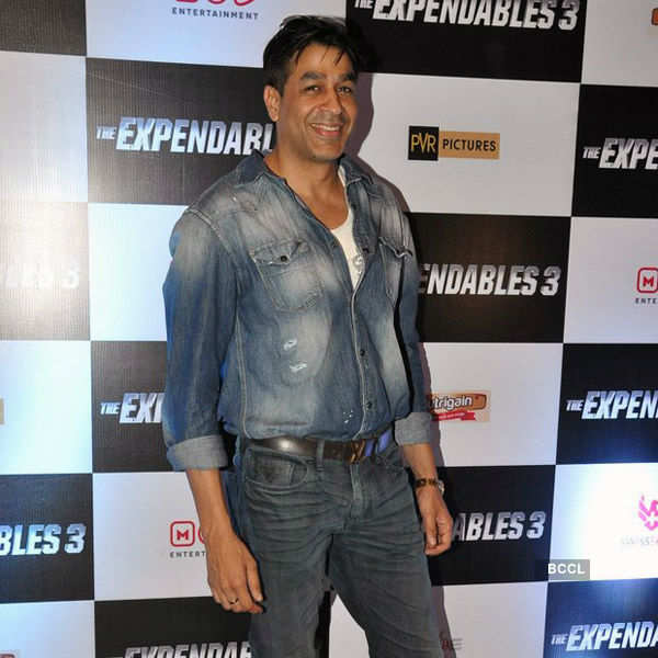 Expendables 3: Special screening