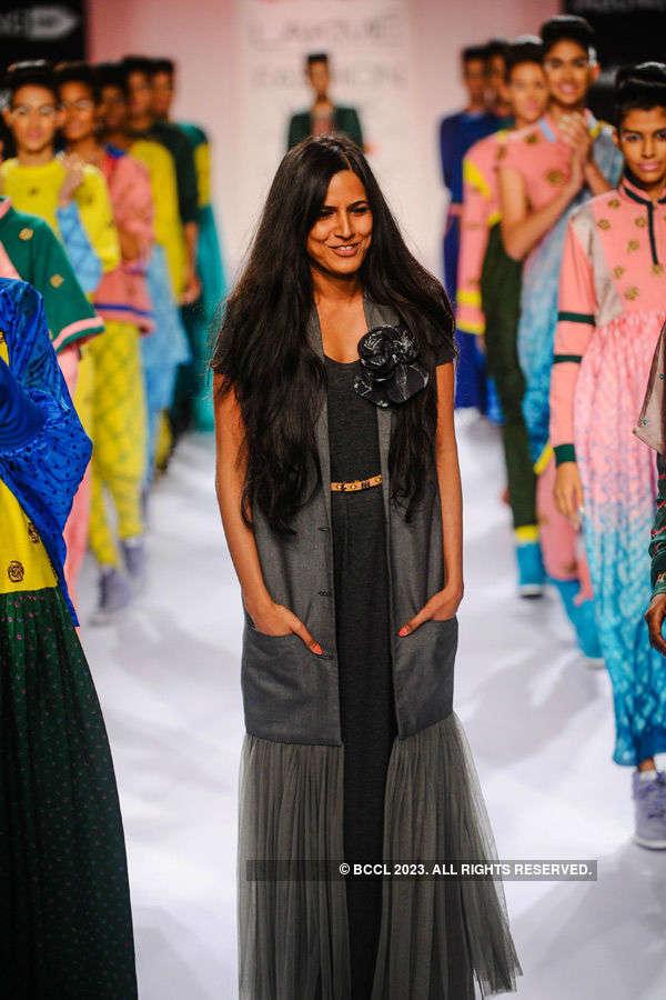 LFW '14: Tanya Sharma