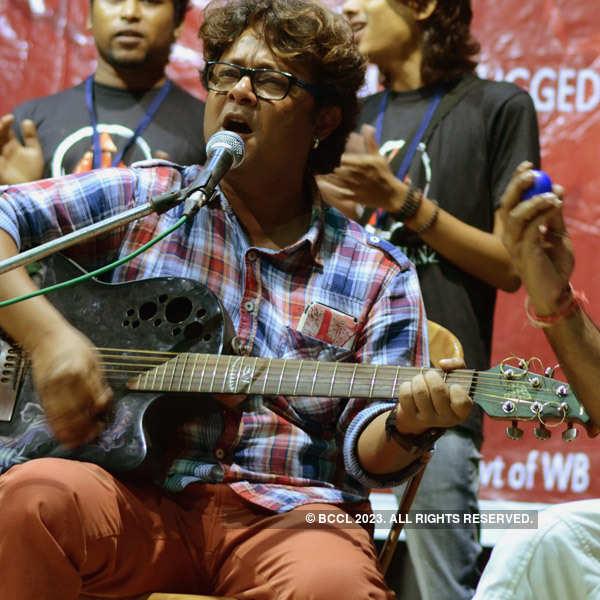PRITHIBI performs