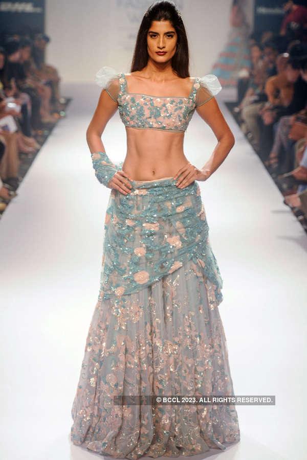 LFW '14: Shehla Khan