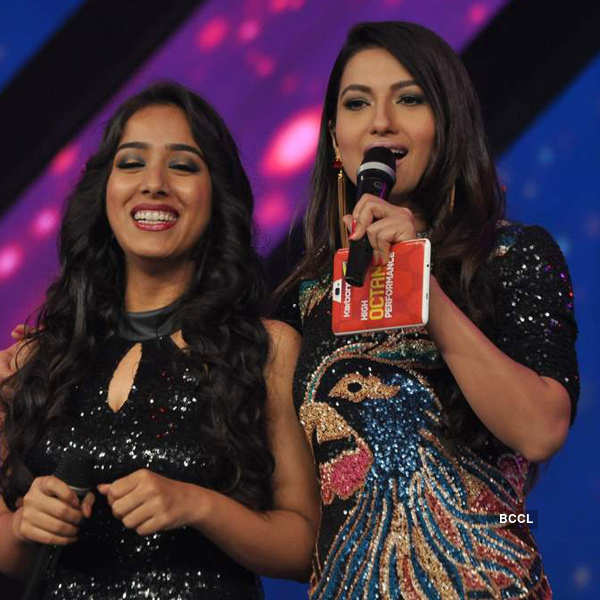 India's Raw Star: On the sets